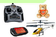 Toys, Hobbies, Games