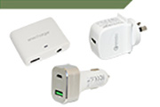 USB Output Chargers