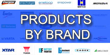 Products by Brand